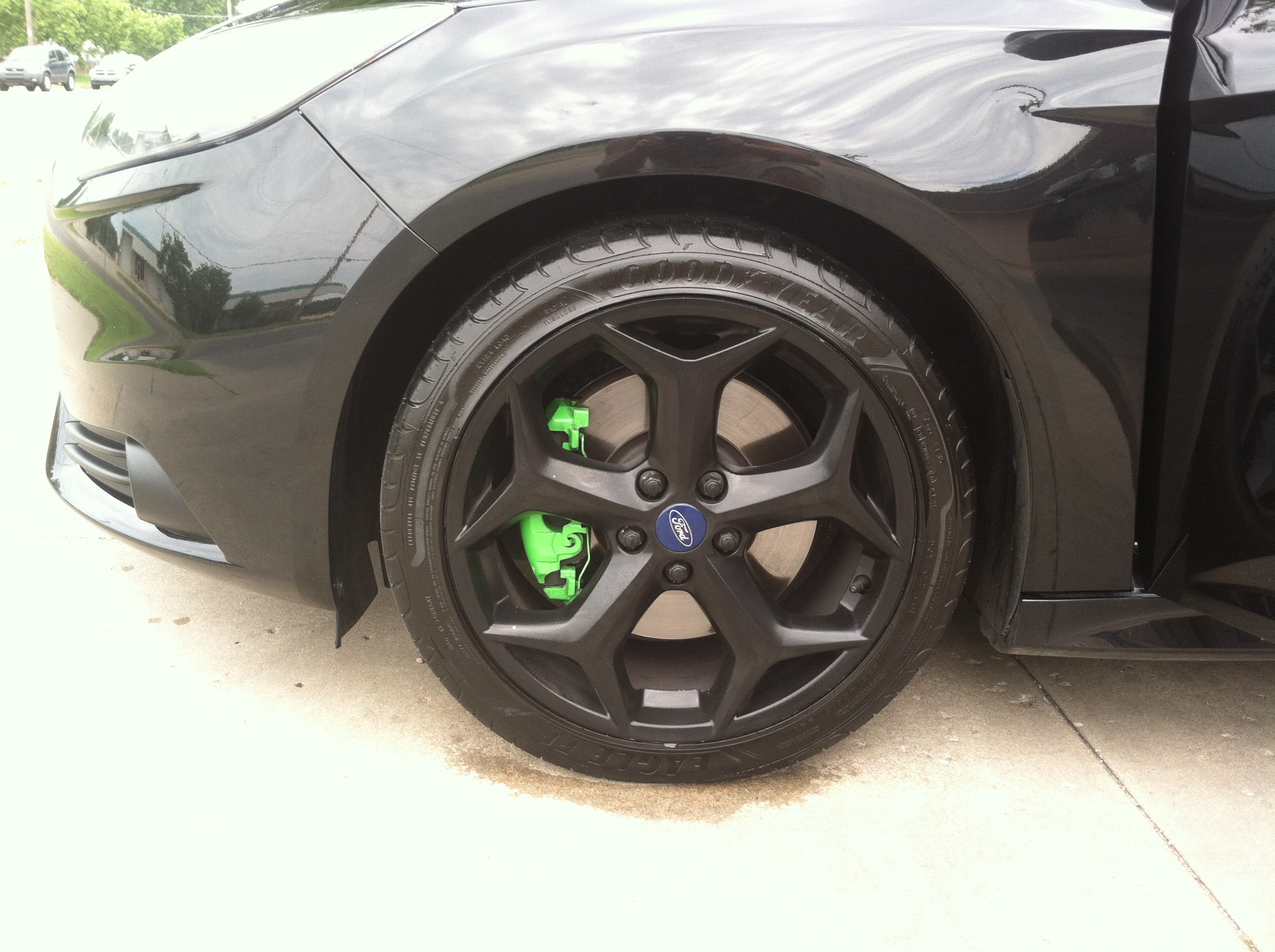Focus St Wheels >> Painted Brake Calipers - Page 16