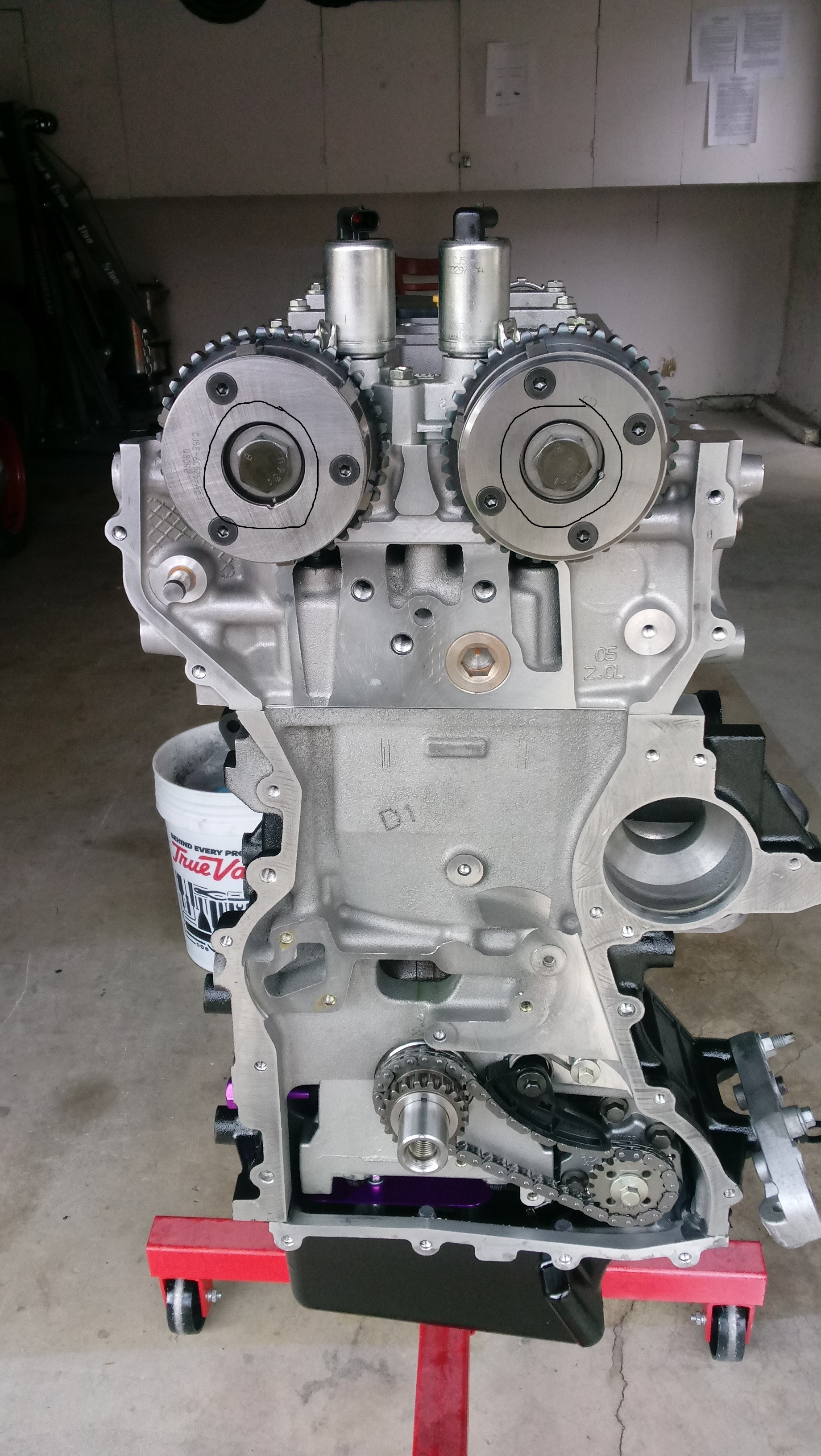 How To Time Ecoboost Motor Ford Focus St Forum