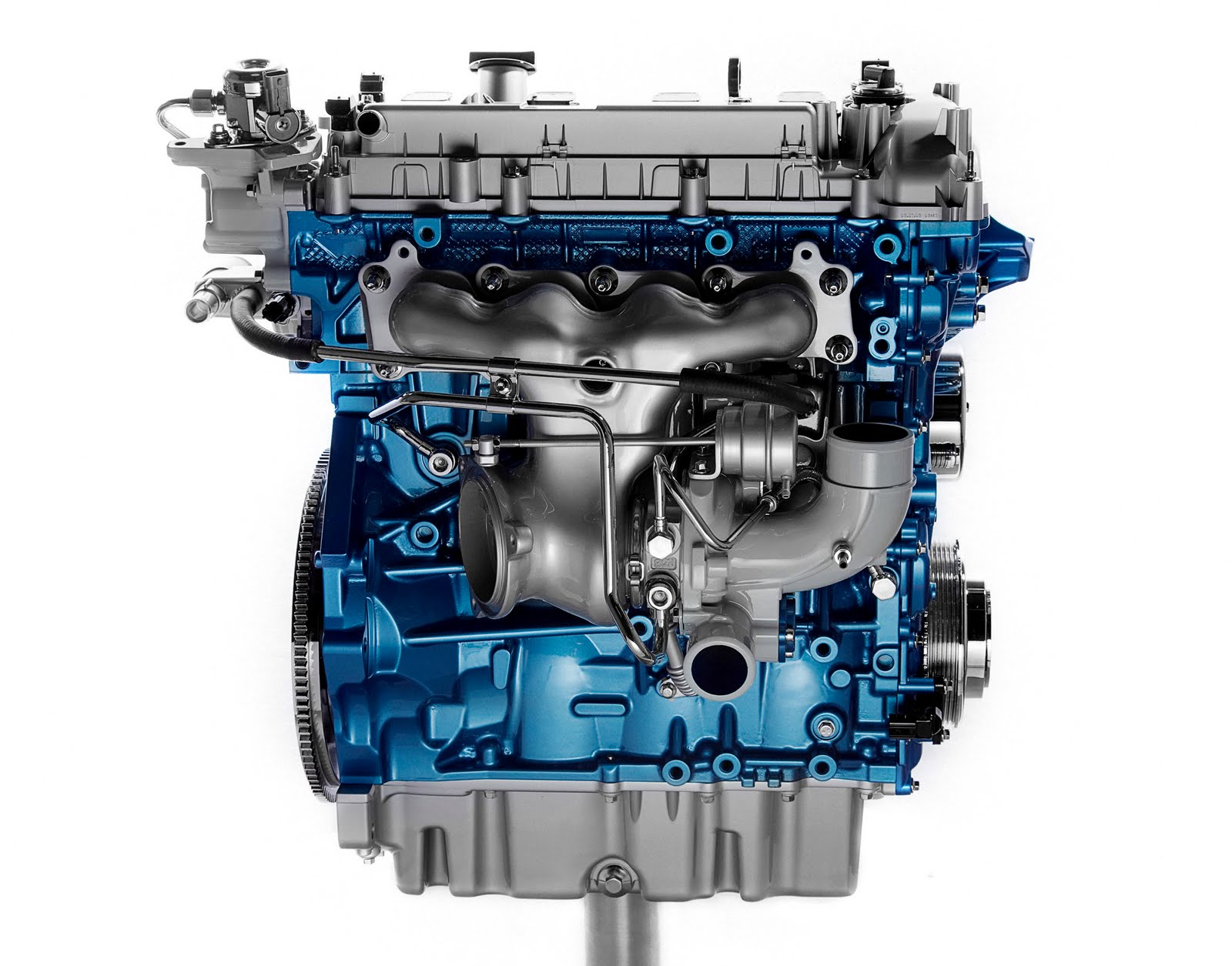 ecoboost ford engines engine cylinder 0l turbo 6l horsepower exhaust escape i4 focus boost eco st four hp rated vacuum