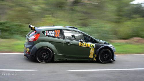 Ford Focus Wrc Body Kit >> WRC - Bertelli Fiesta ST's awesome look!