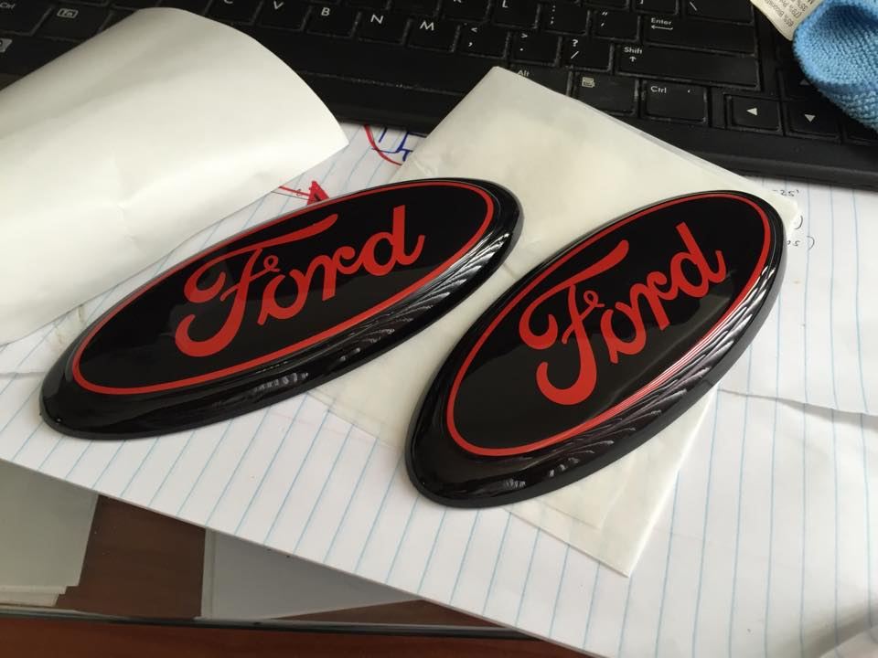 Ford Emblem Page 2