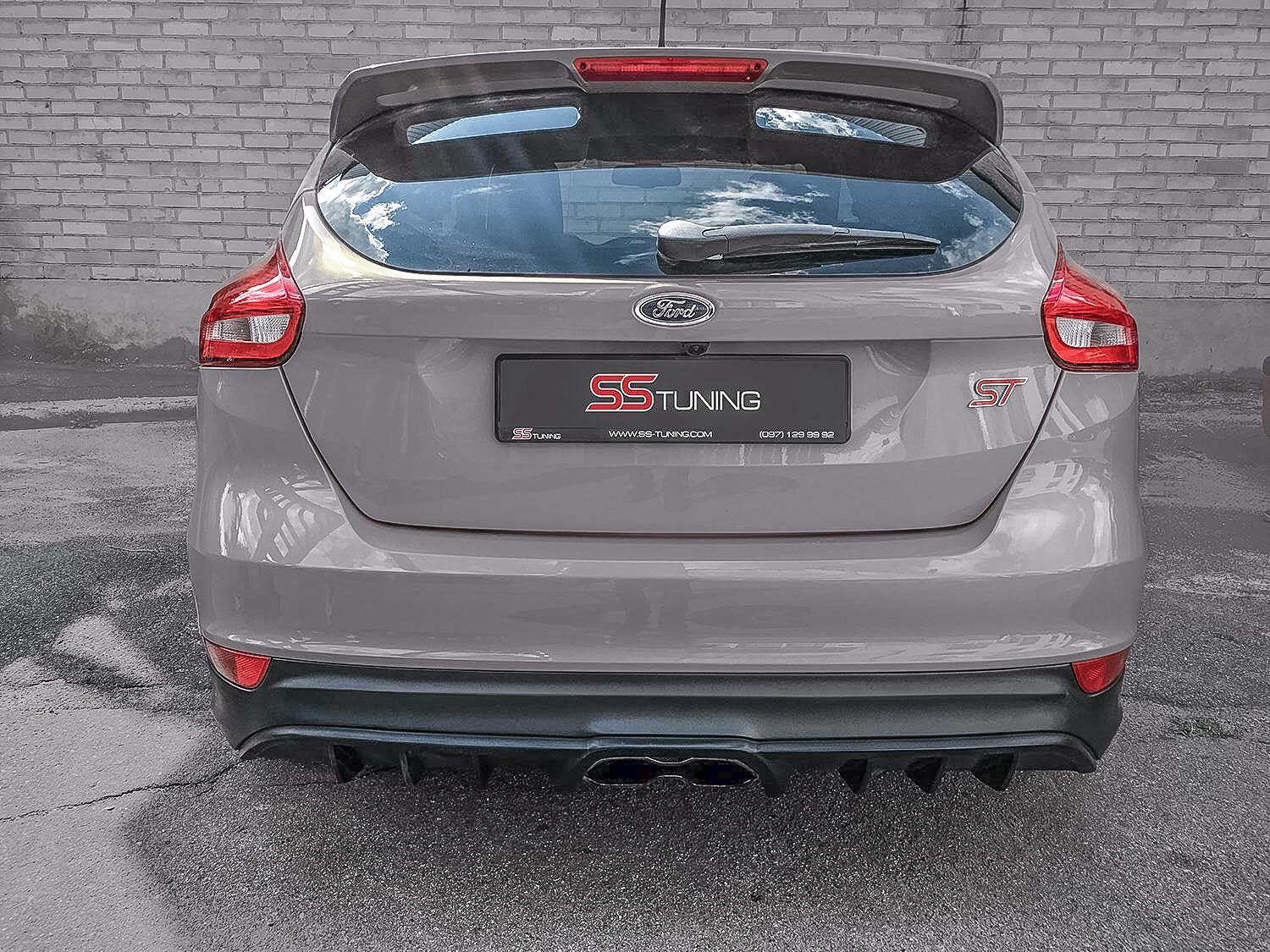 ss tuning 39 s mk3 5 rear diffuser now available. Black Bedroom Furniture Sets. Home Design Ideas