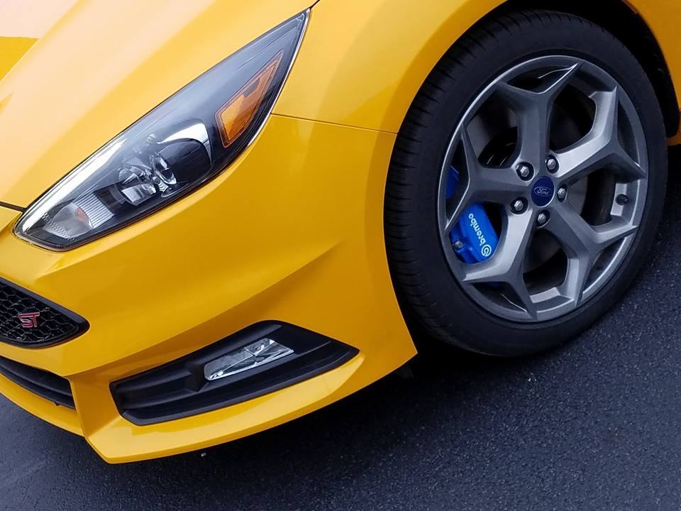 Focus Rs Brembo Brake For A St Page 8