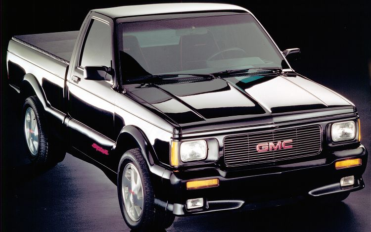 St Vs Gmc Typhoon