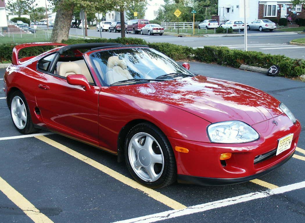 1998 Toyota Supra Update Upcoming Cars 2020