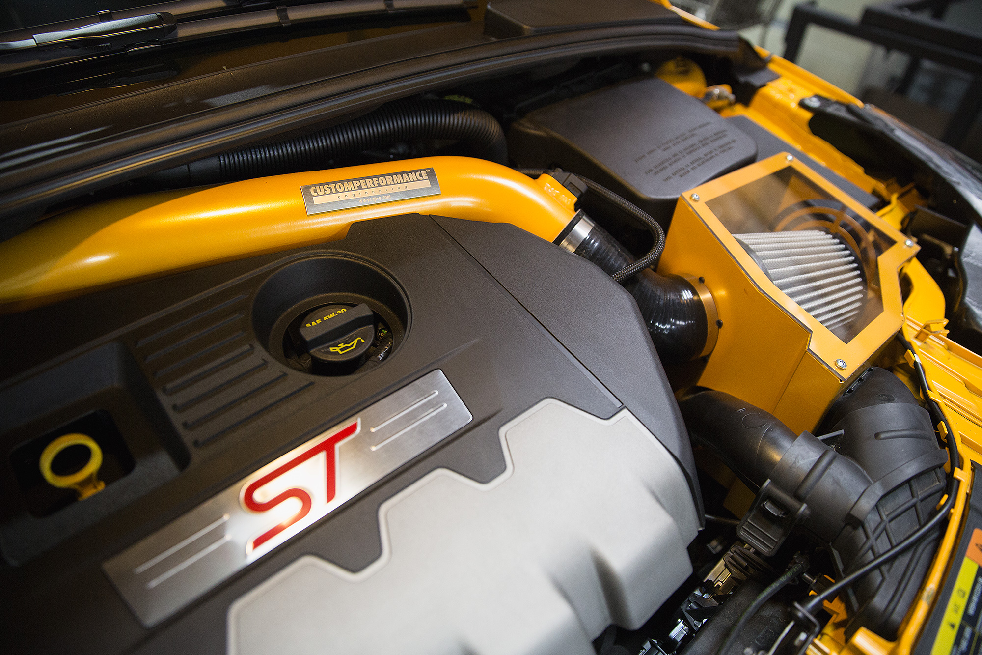 Ford Focus St Cold Air Intake >> Cp E Ford Focus St Intake Released Page 2