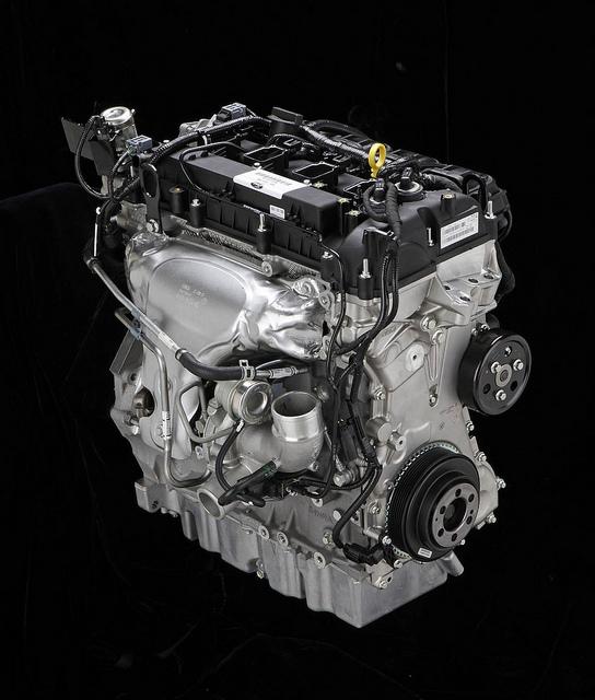 EcoBoost 2.0 L Engine - Any More Engine Design Details?