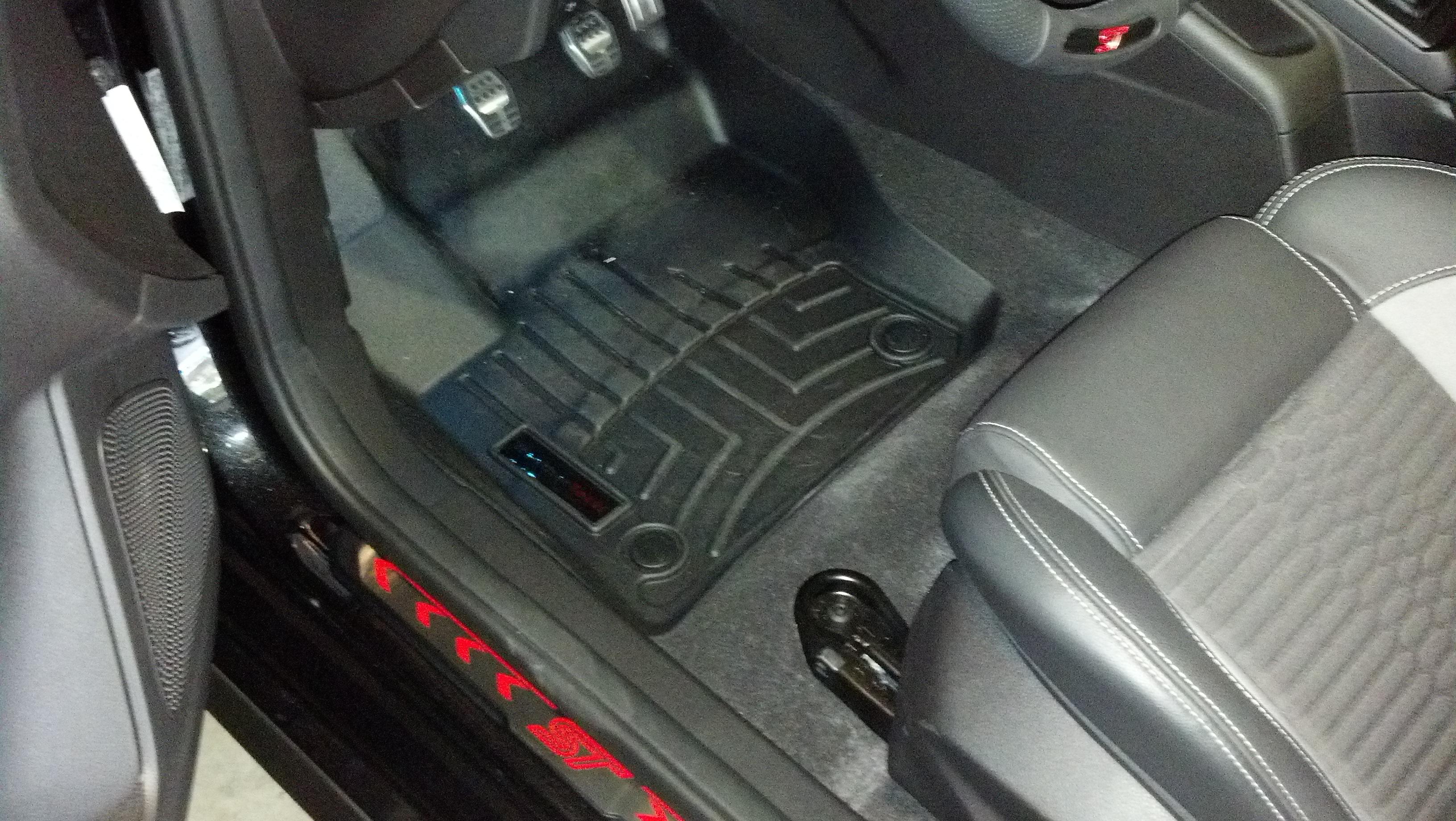 Husky Floor Liners Great Alternative To Weathertech Page  Rh Focusst Org Ford Edge Floor Mats Vtech Floor Mat