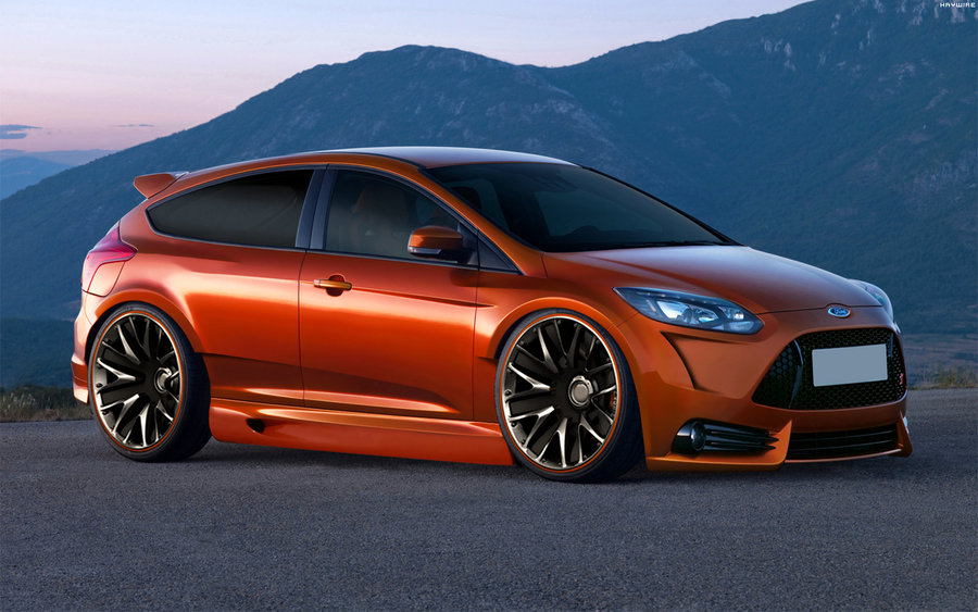 Focus St 19 Inch Wheels >> 2013 Ford Focus ST: Would You Want a 3-Door? - Page 3