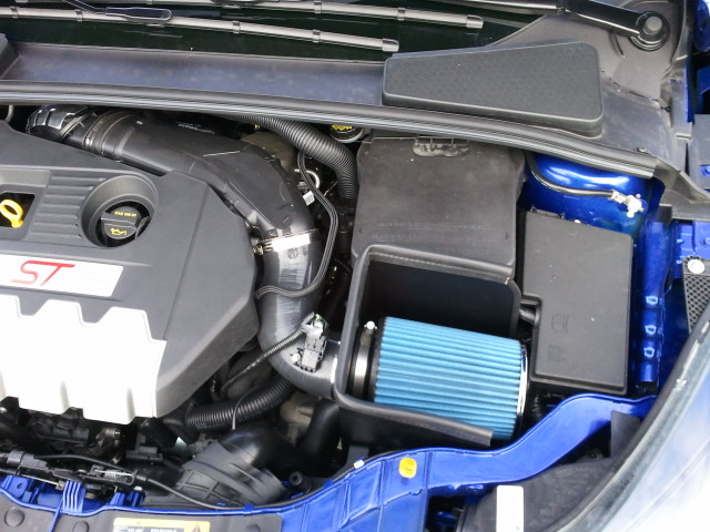 Ford Focus St Cold Air Intake >> Steeda Cold Air Intake Install