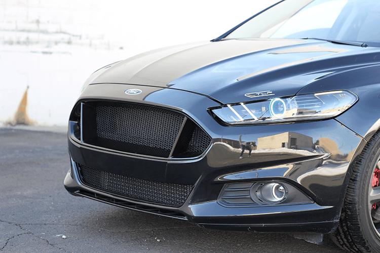 Custom 2015 Ford Fusion >> GTX2867R Ford Fusion - Page 3