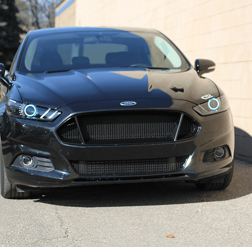 Name 2017 Ford Fusion Tlf Grille Img4