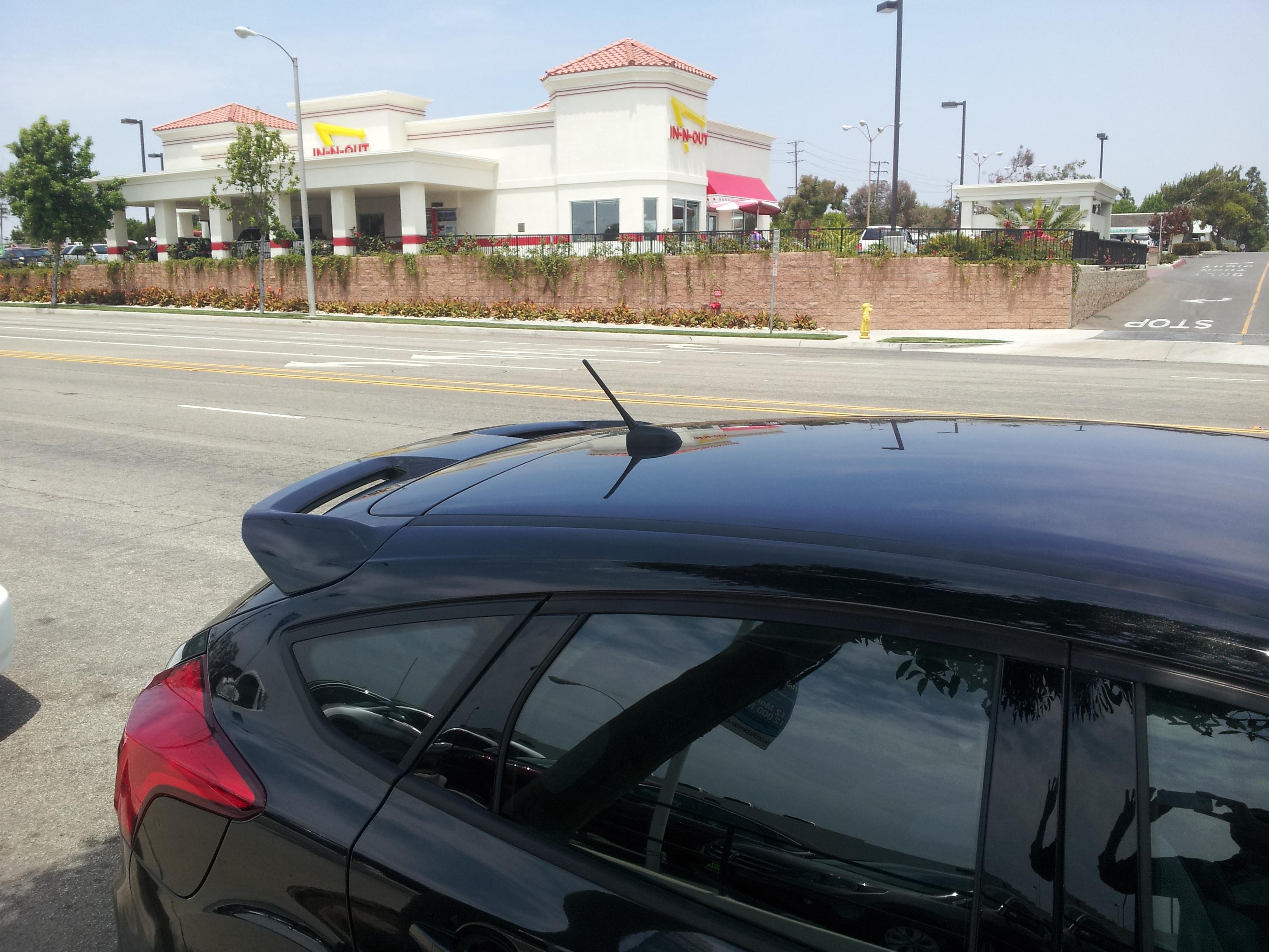 Focus St Forum >> Antenna Replacement: '12 Honda CRV stubby antenna Never ...