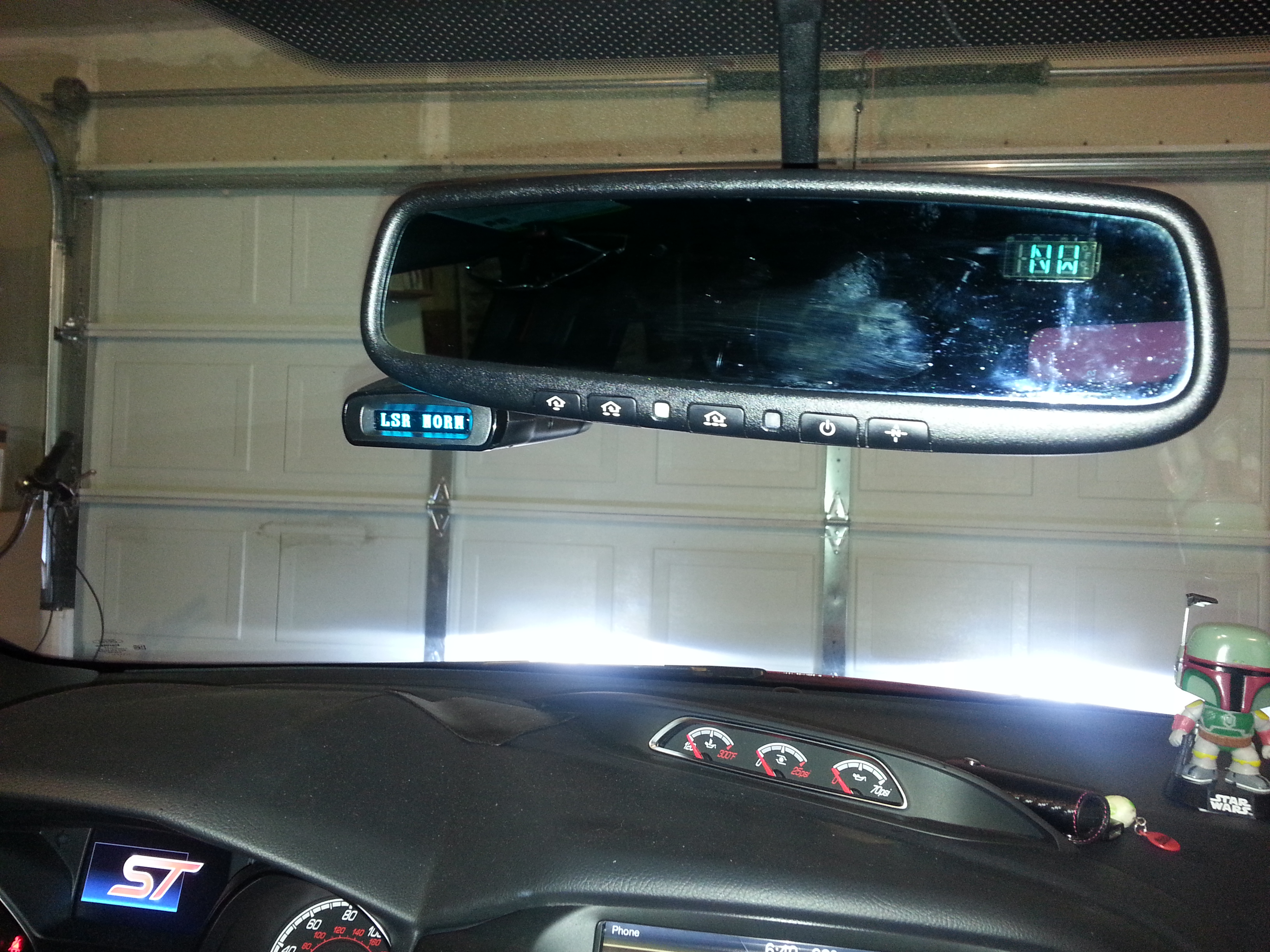 Ztvhl3 Mirror Wiring Diagram Auto Electrical 1996 Honda Pport Stereo Hyundai Install The Rearview Gntks