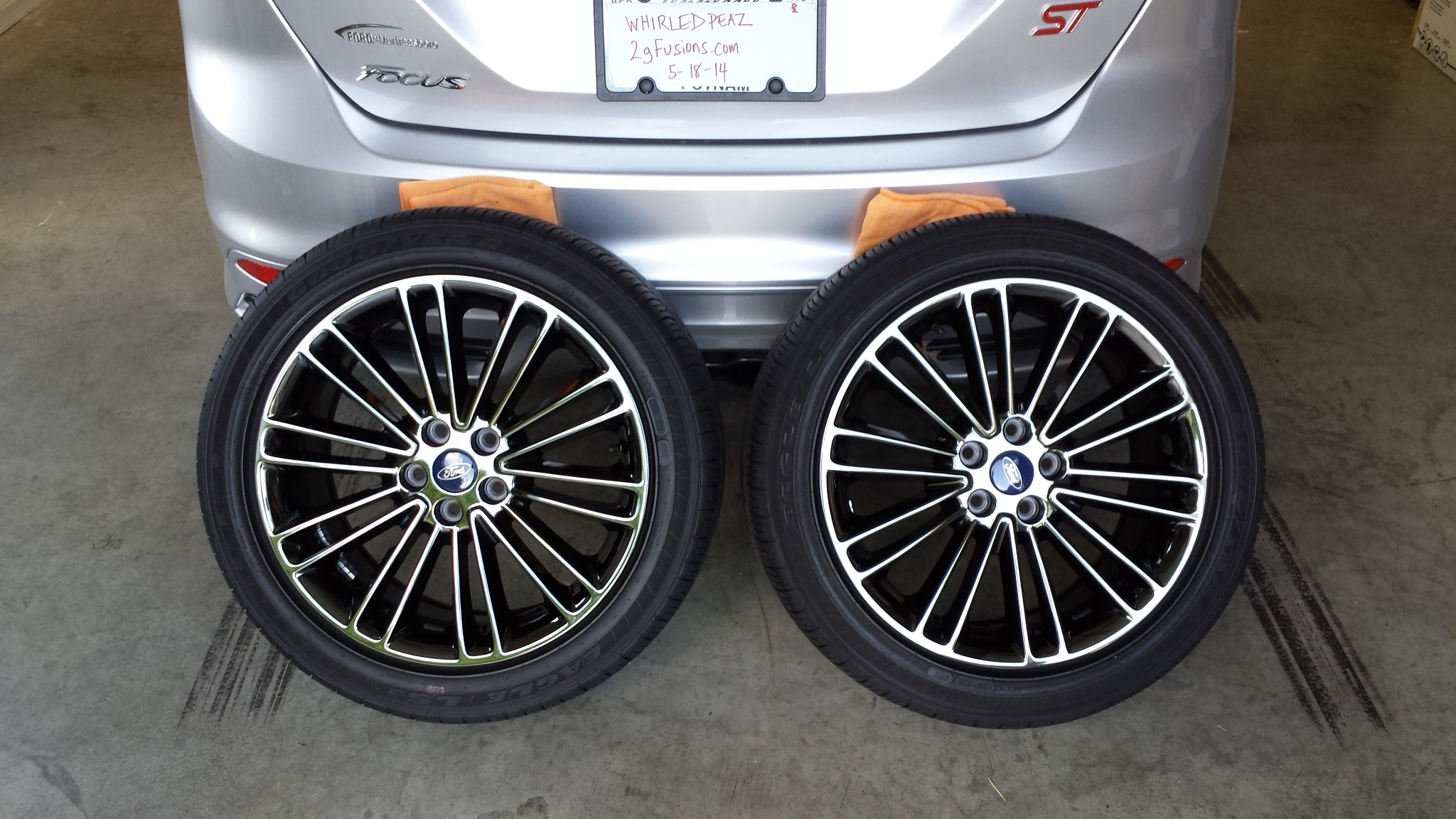 """Ford escape 19"""" wheels Page 2"""