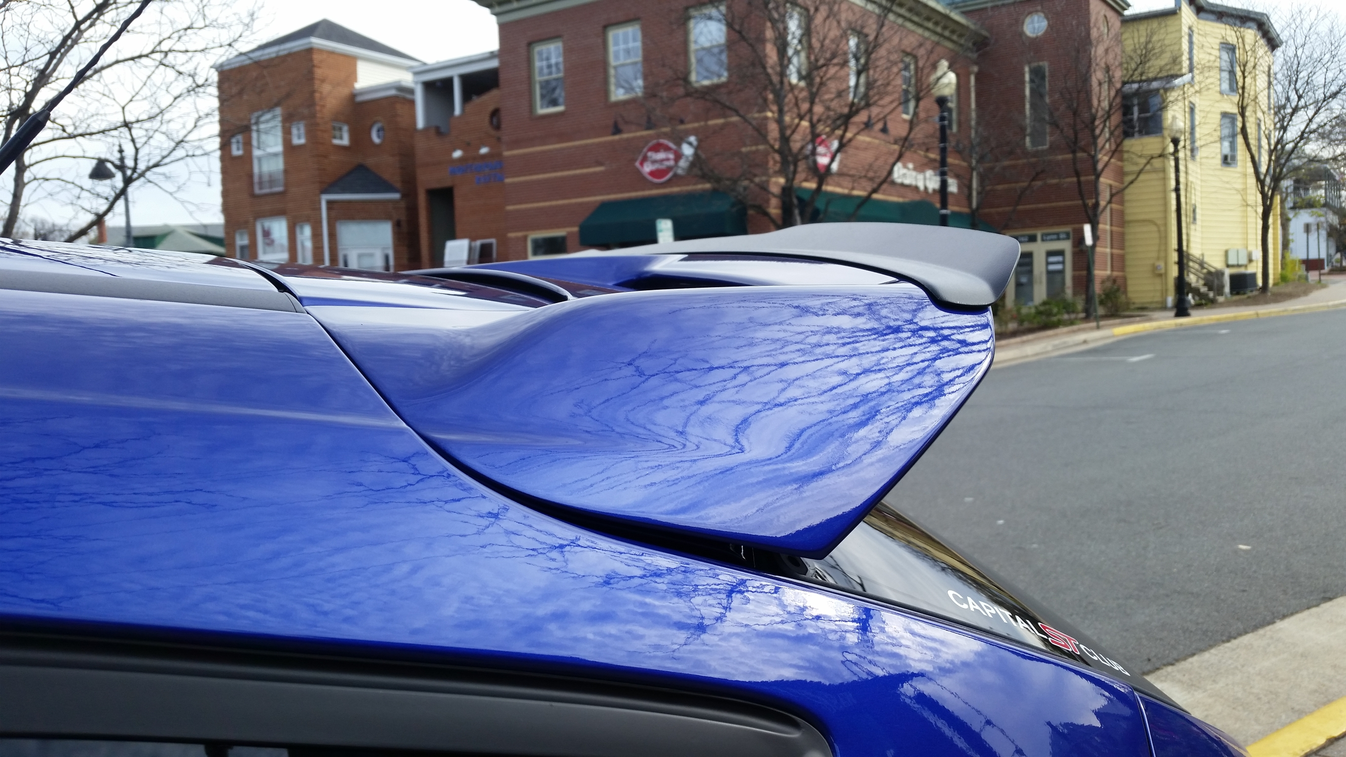 Ford Fort Worth >> Maxton Design UK Spoiler Lip