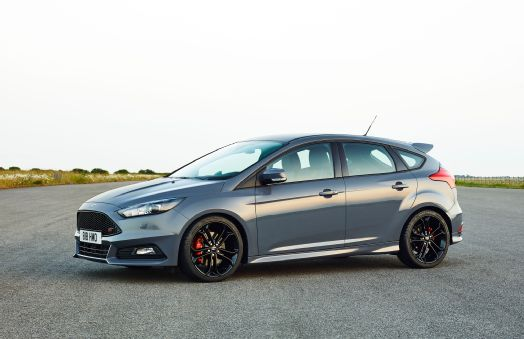 name 2015 ford focus st front three quarter - 2015 Ford Focus St Magnetic Metallic