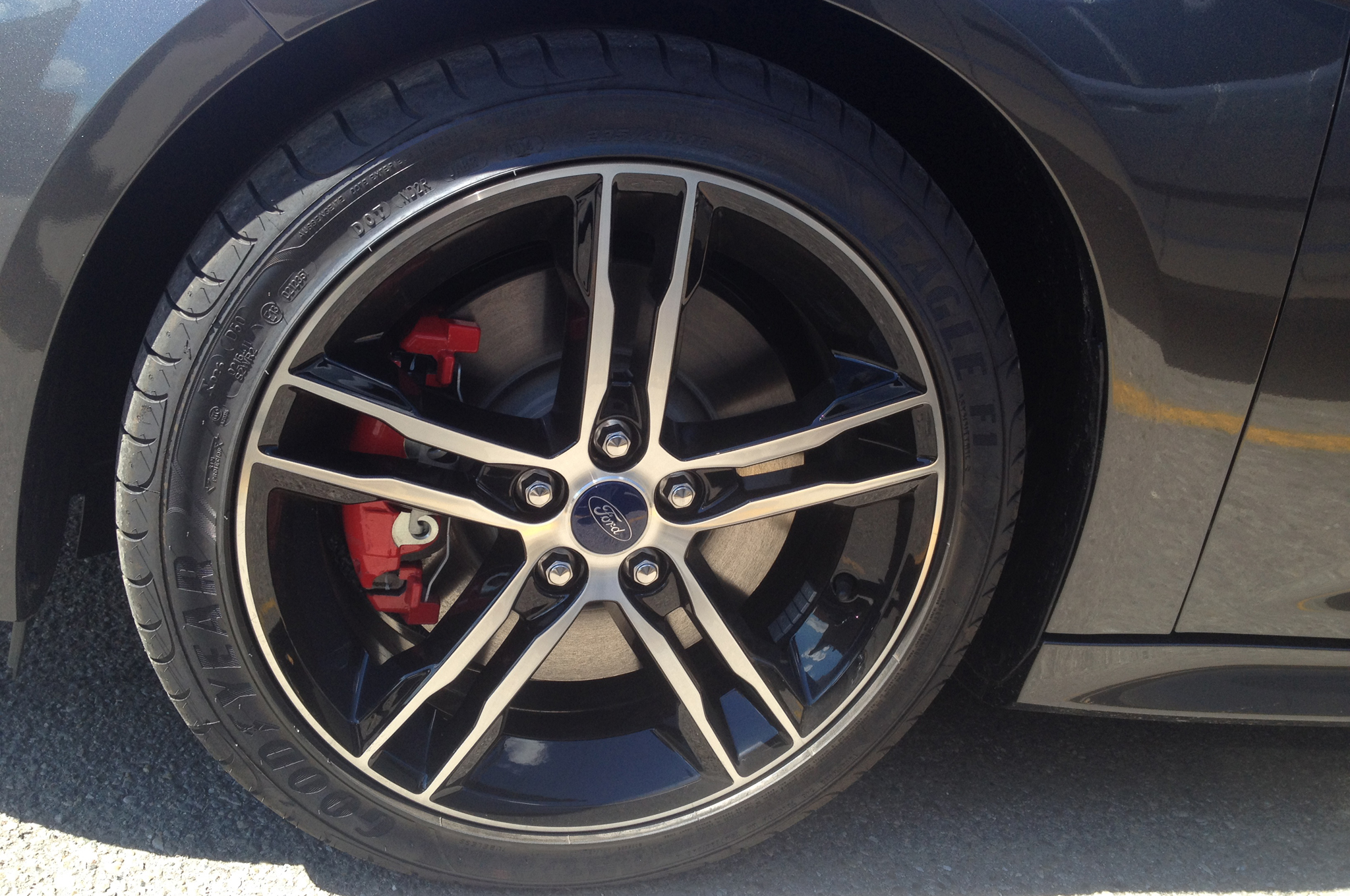 2GFusions Will Focus ST rims fit on a Fusion
