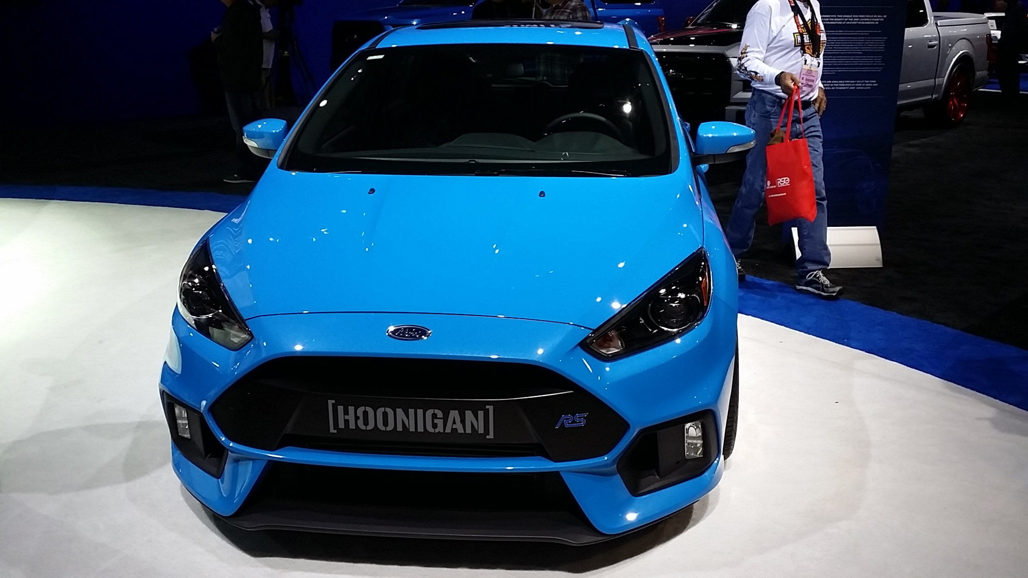 Ford Gt Forum >> 2015 Sema Focus RS, Ford GT, NSX and random pictures