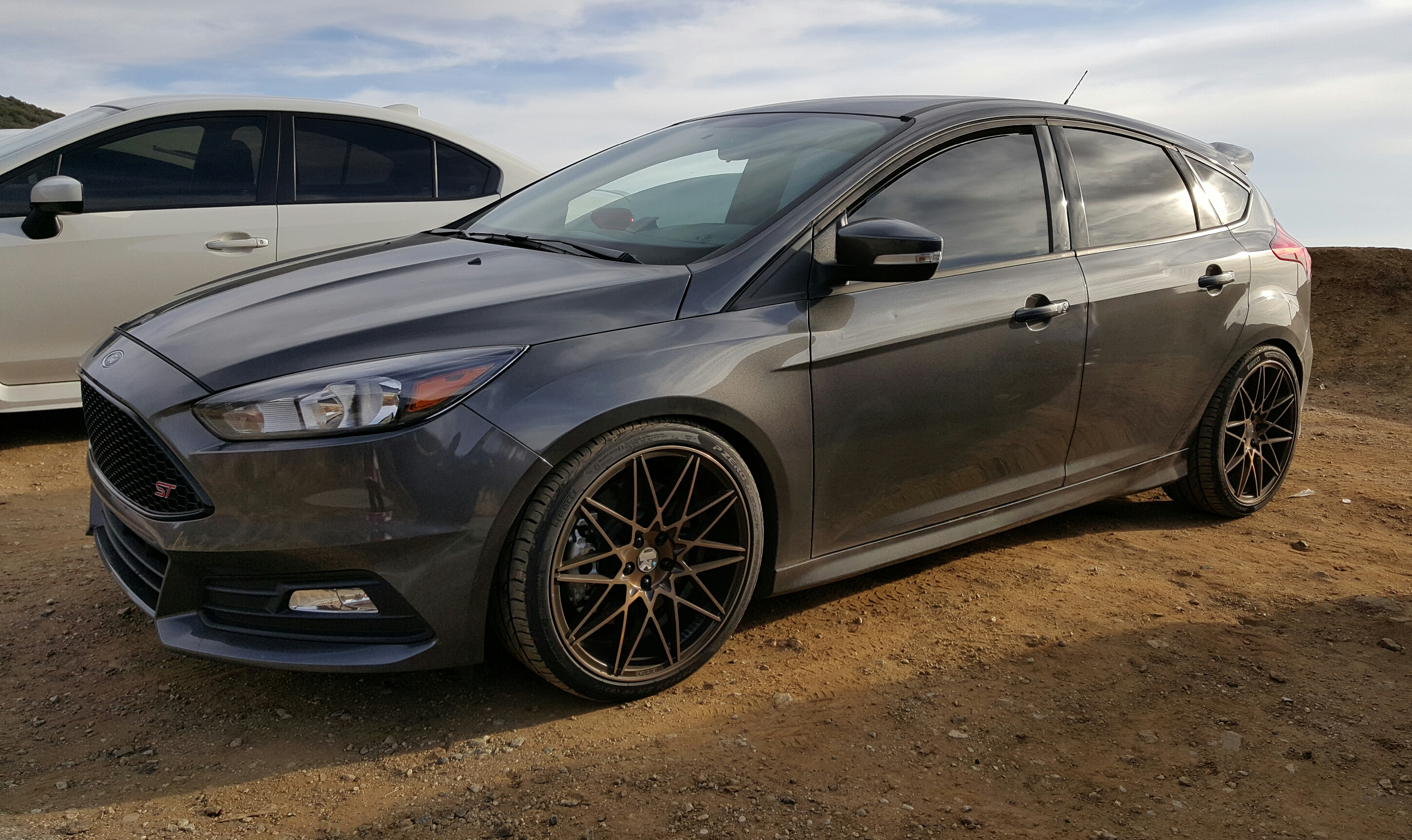 Focus St 19 Inch Wheels >> Rs 19 On An St Page 3