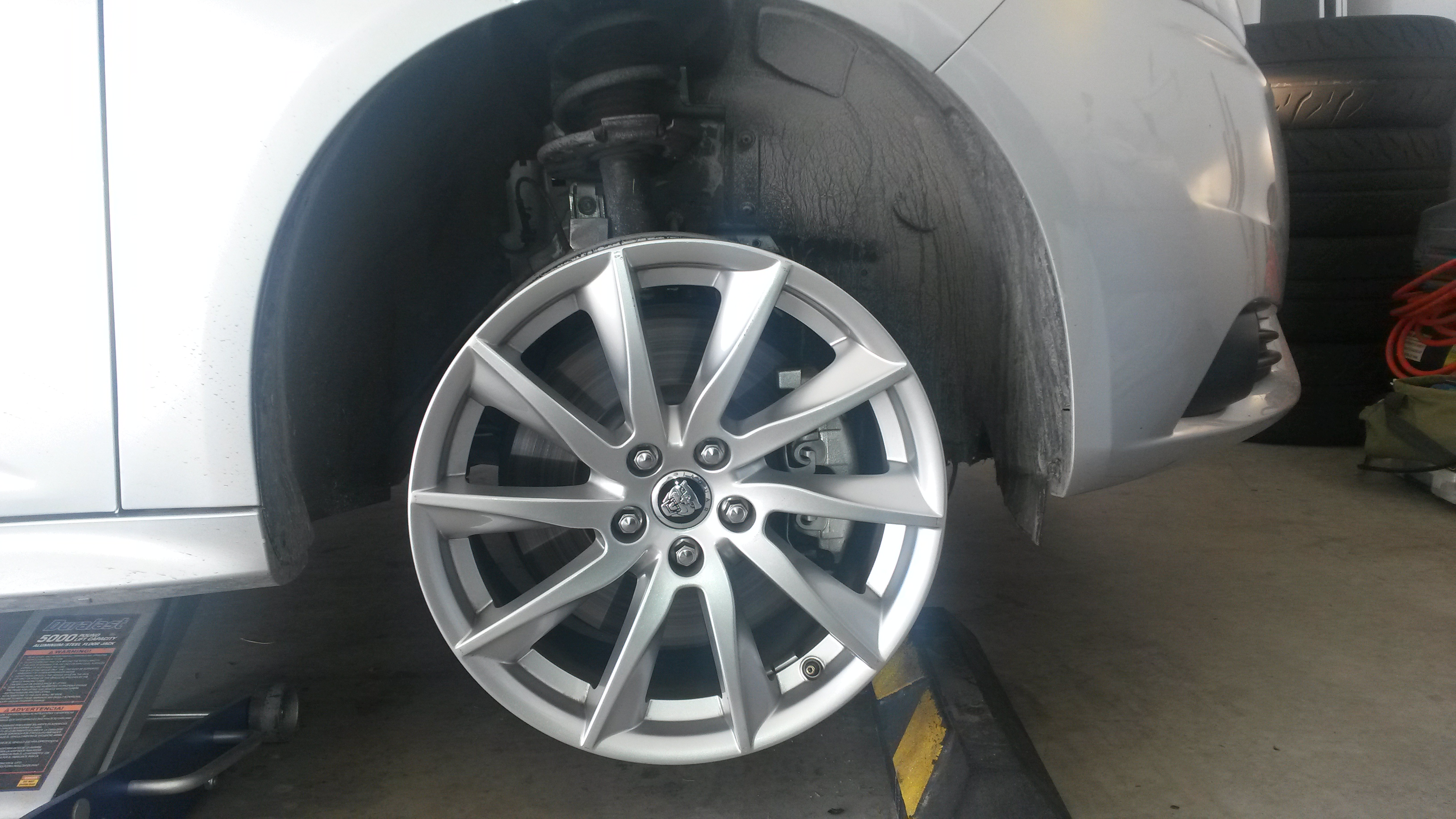 wheels xf black pack news edition jaguar