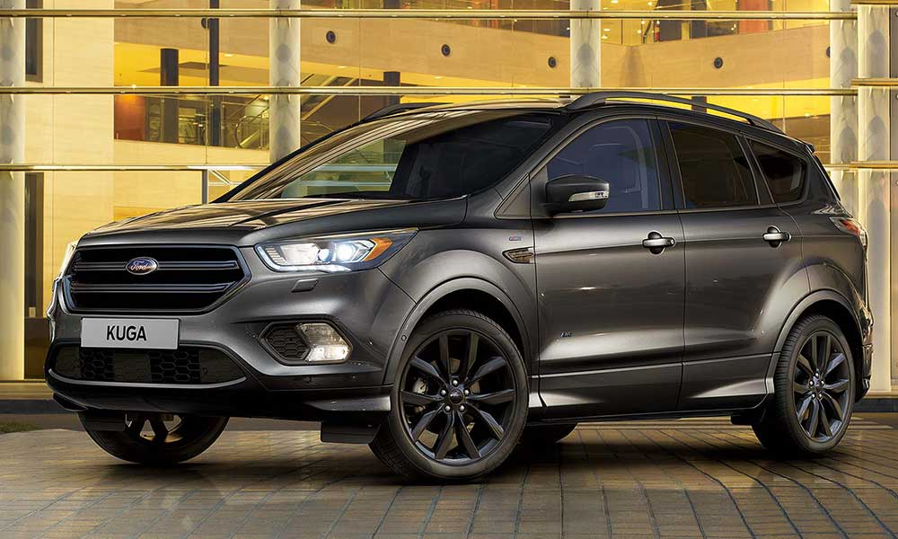 2017 new ford kuga review tech specs and price. Black Bedroom Furniture Sets. Home Design Ideas