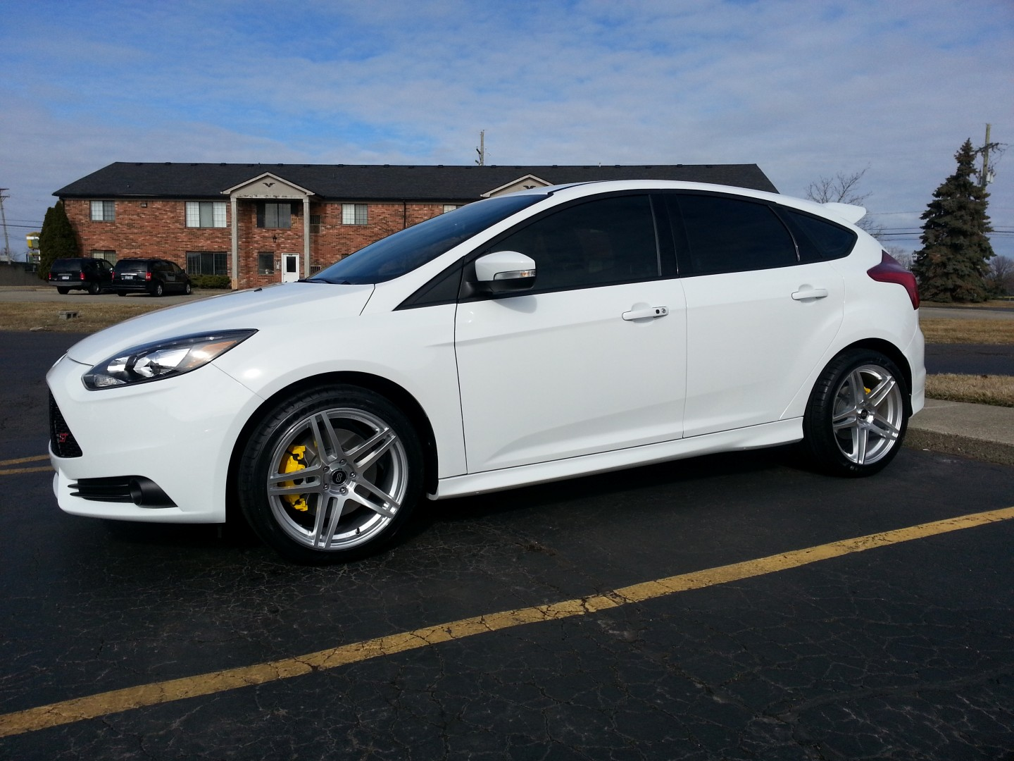 Ford Focus Wheels And Tires >> Enkei RSF5 (pics as requested)