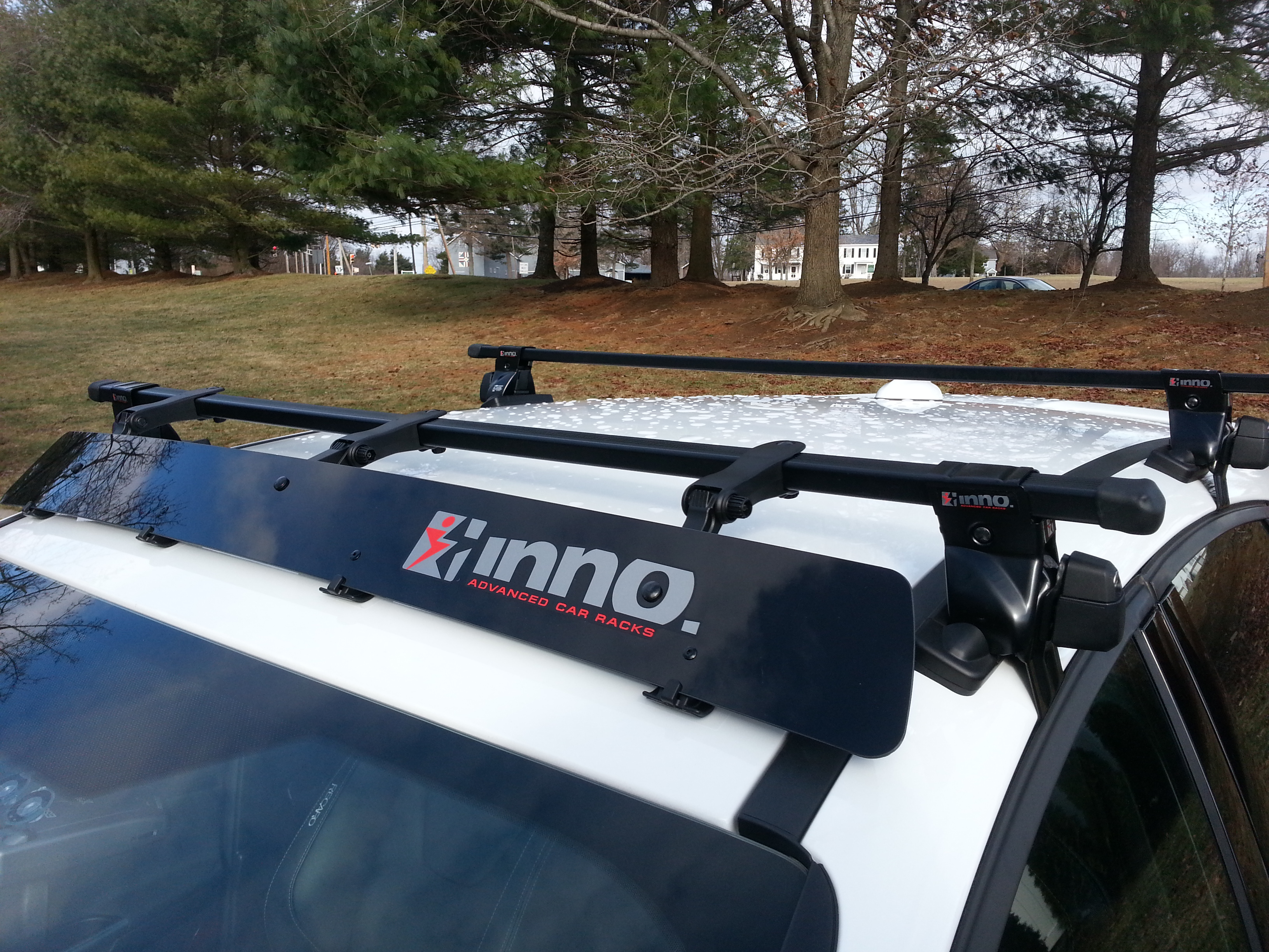 inno in su roof rack rh focusst org Inno Rack Fairing Jeep Grand Cherokee Roof Rack Fairing for 2012