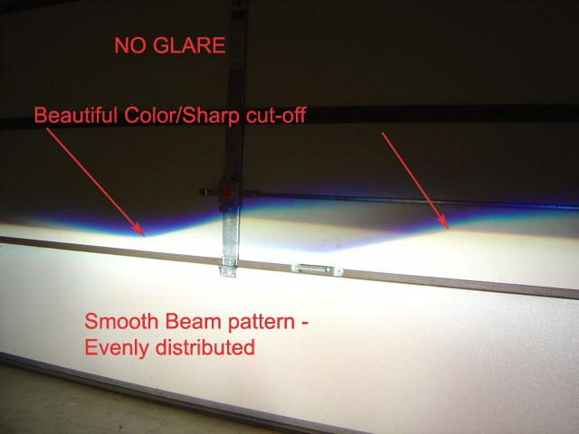New Hid Headlight Install W Error Eliminators Still