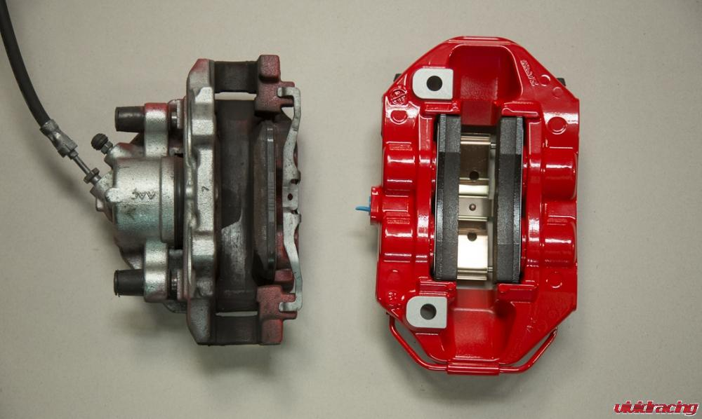 Focus St Parts >> Ford Focus ST Better Braking with Brembo Big Brakes Article by Vivid Racing