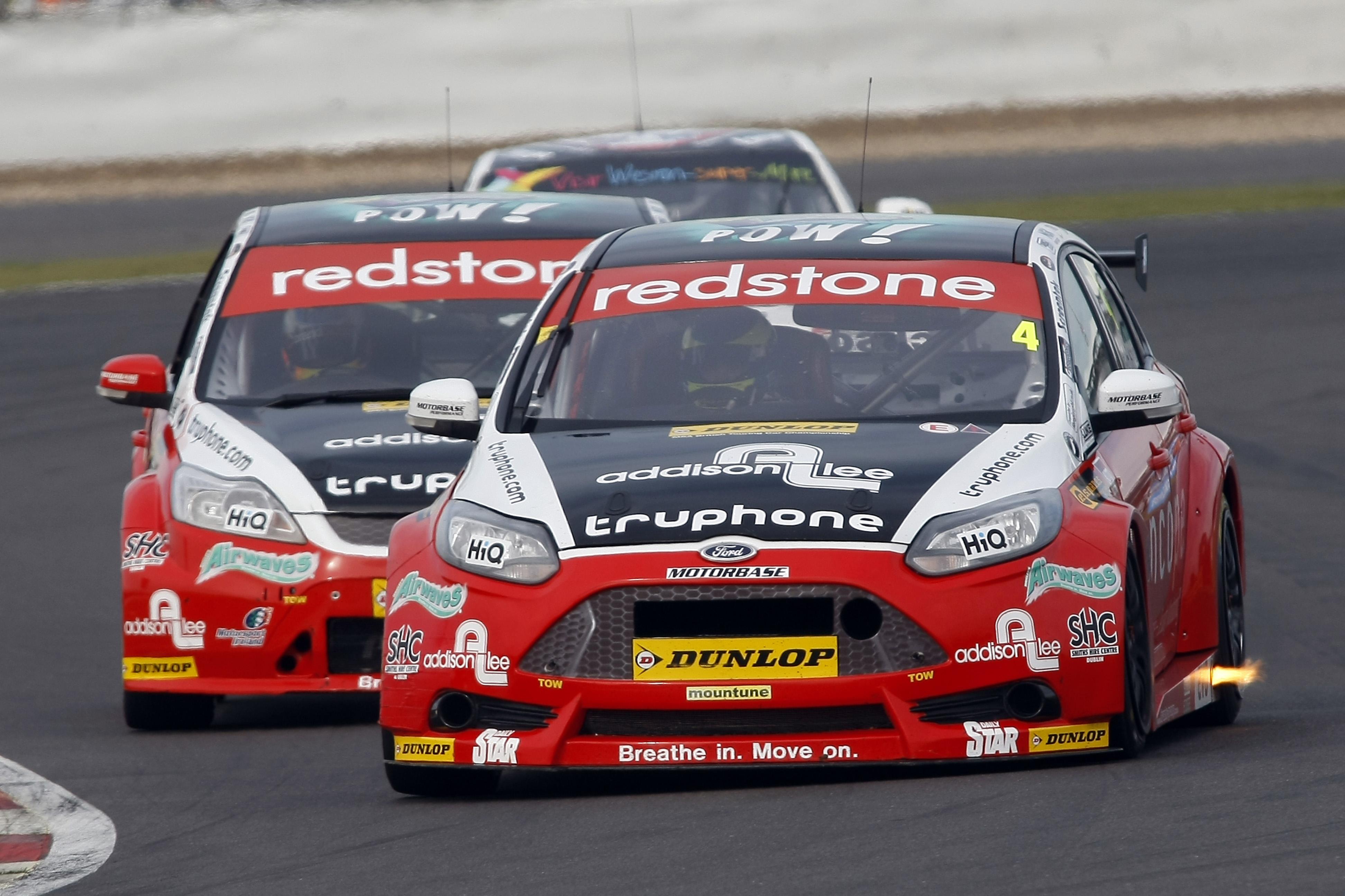 Focus Race Car in the UK