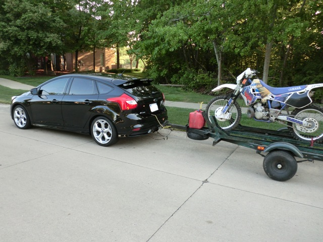 Focus St Forum >> Focus ST Receiver Hitch - the fun shouldn't end when the road does!!!