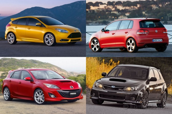 2013 Ford Focus ST Still King for the Next Couple of Years