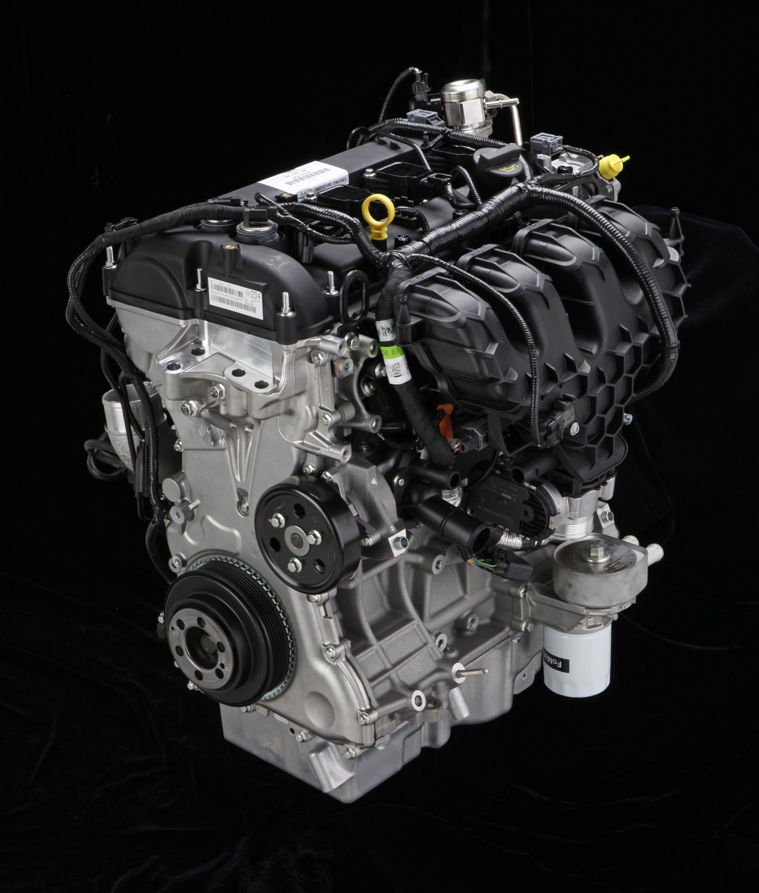 2.0 L Ecoboost >> Ford To Replace 2 0 Liter Ecoboost Engine After Just 4 Model Years