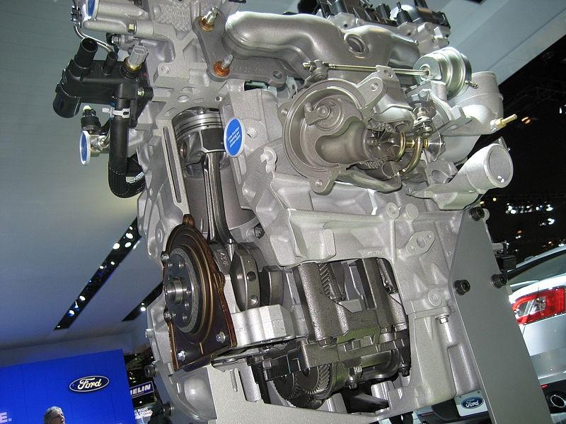 ecoboost 2 0 l engine any more engine design details rh focusst org focus st engine bay diagram focus st225 engine diagram