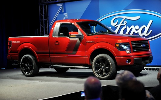 All New 2014 Ford F 150 Tremor Is World S First Ecoboost