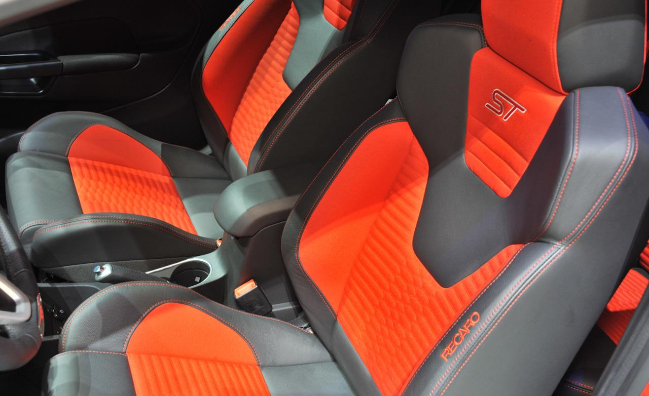Fiesta St Forum >> ST2 Seats new color project. Just got the ball rolling.