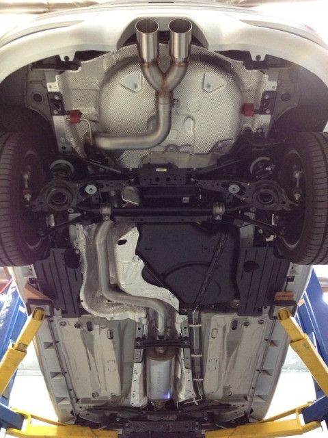 2013 ford focus gas tank