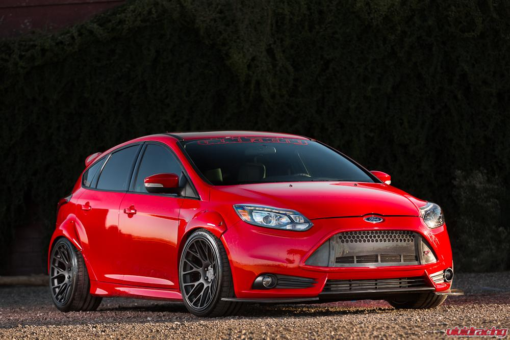 Focus St Racing >> Vivid Racing Ford Focus St For Sale