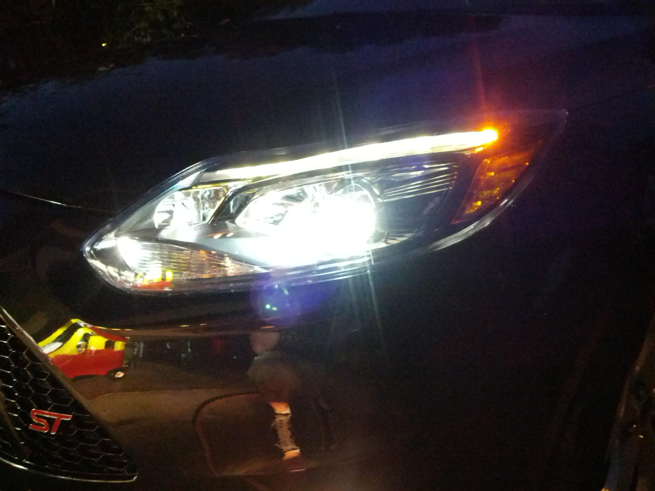 st3 headlights