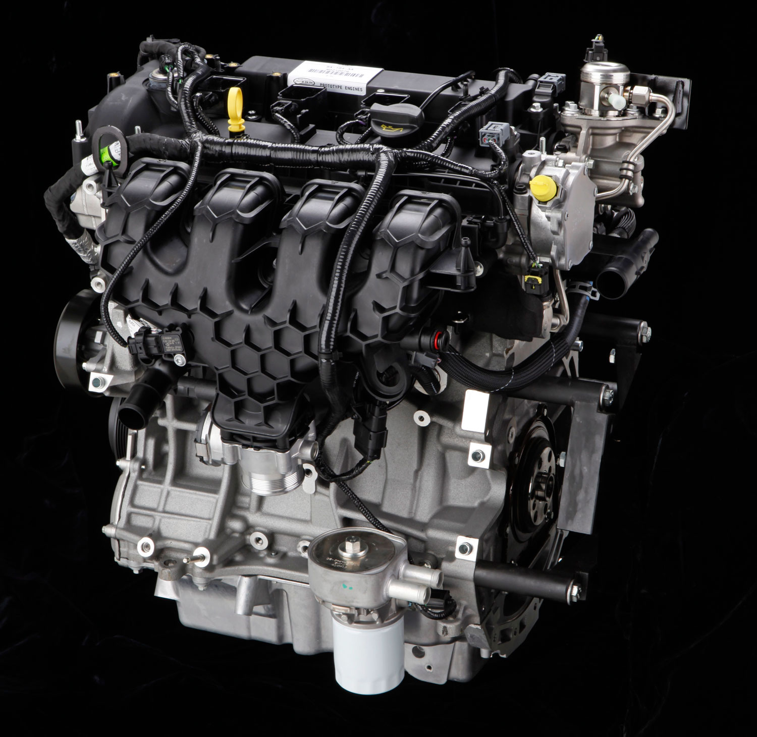 ecoboost 2 0 l engine any more engine design details ford 2 0l ecoboost i4 pic 3 jpg views