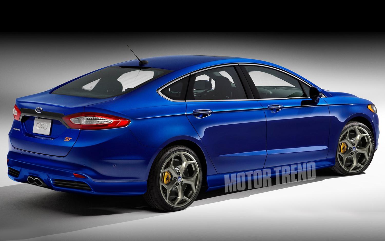 Name Ford Fusion St Rear Three Quarters Jpg Views