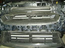 Upper Radiator Cover Grill
