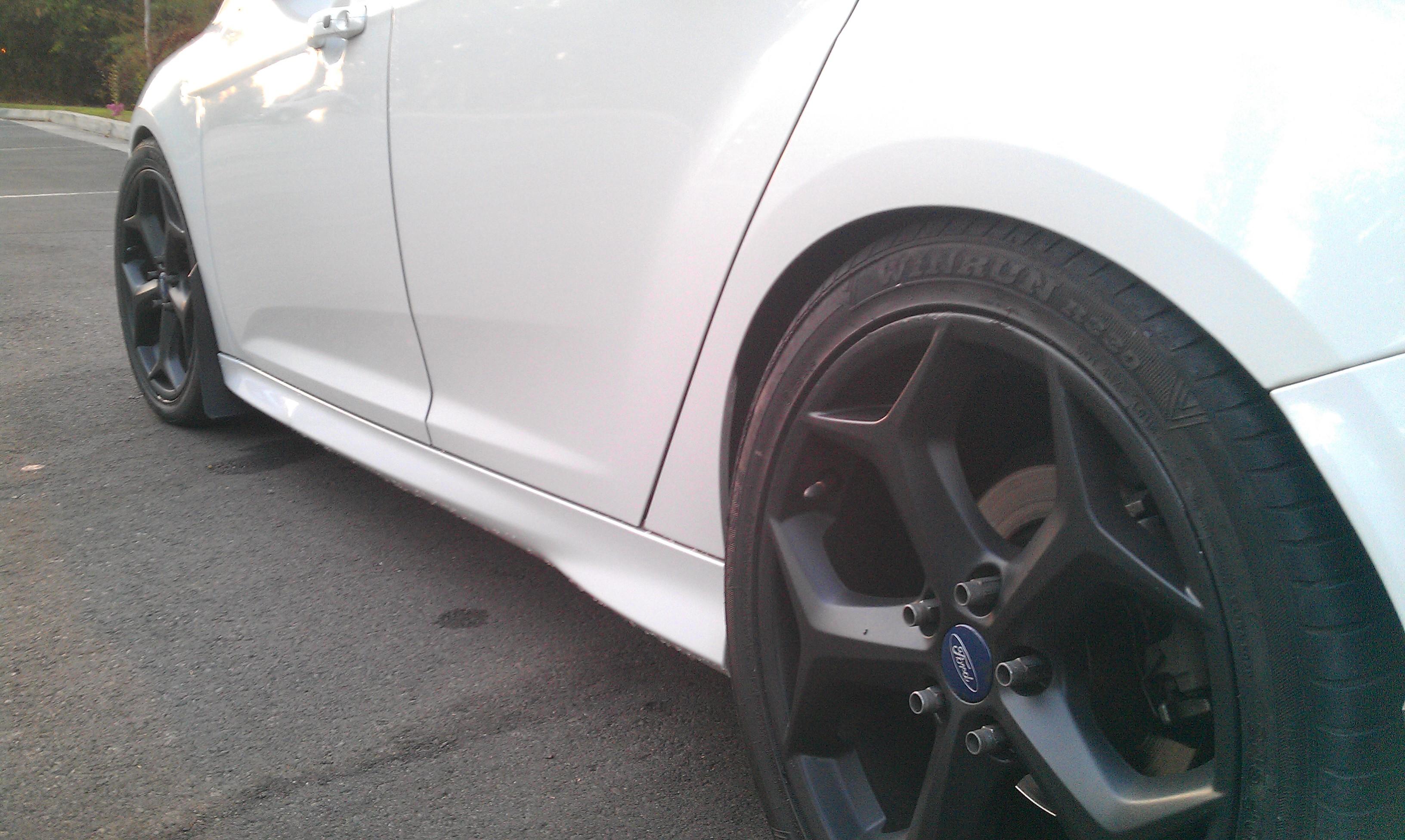 wheel nuts ford fiesta alloys