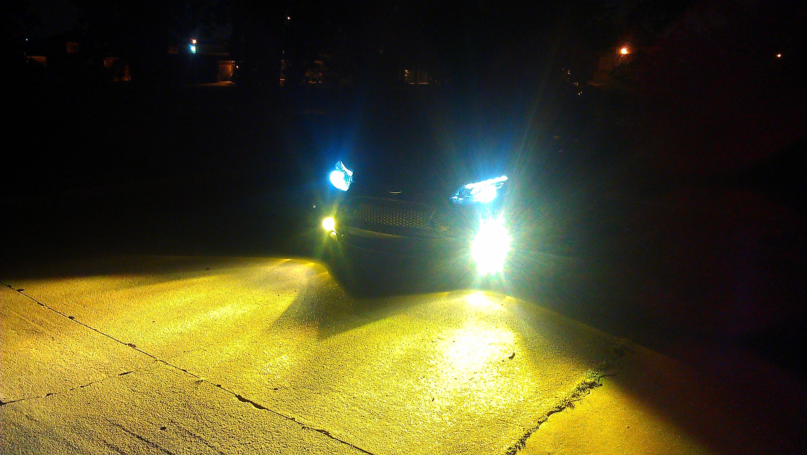 Hid Fog Lights