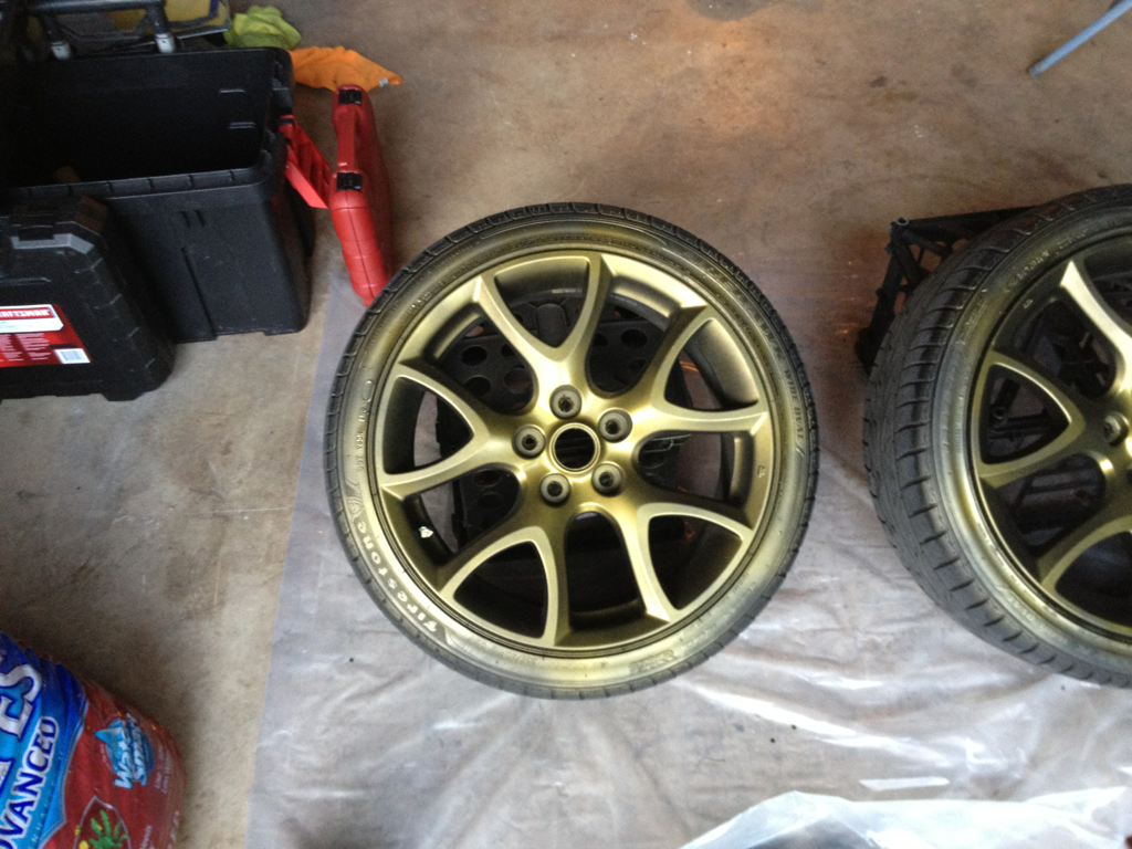 Focus St Forum >> PlastiDip Silver Metalizer - Page 2