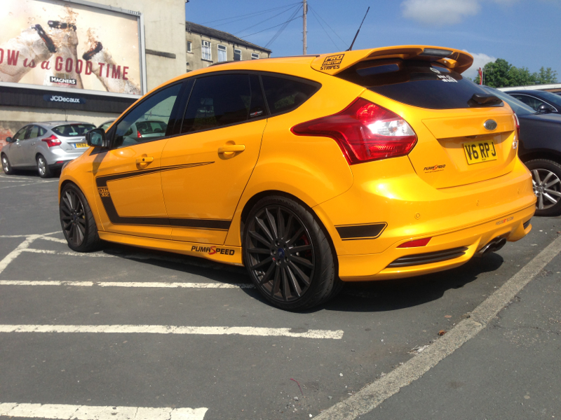 Focus St 19 Inch Wheels >> Who S Thinking 19 Wheels Page 4