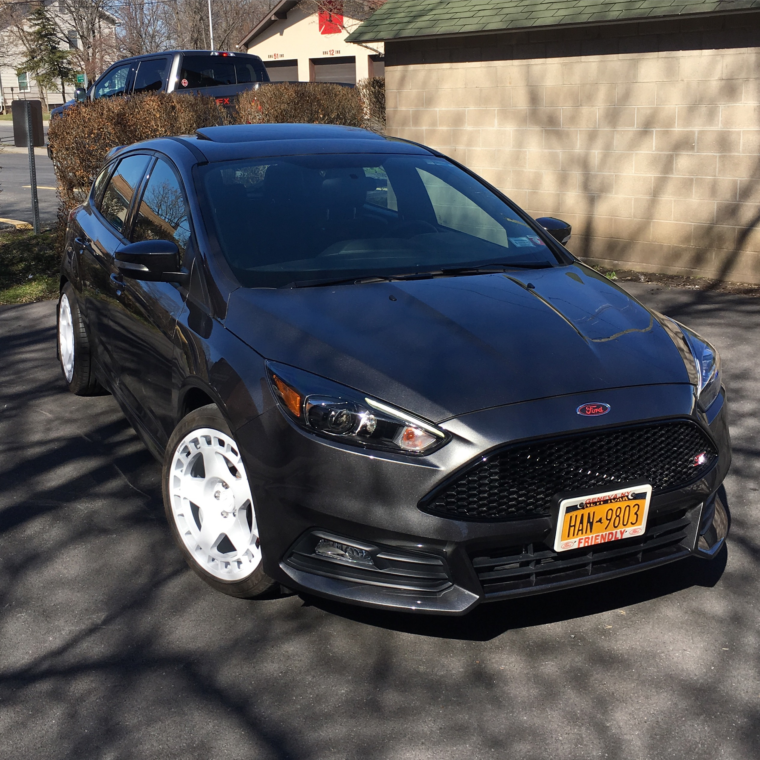 Focus St Cobb Cold Air Intake >> Official Focus ST Wheel and Tire Fitment Picture Thread - Add your setup in here - Page 35