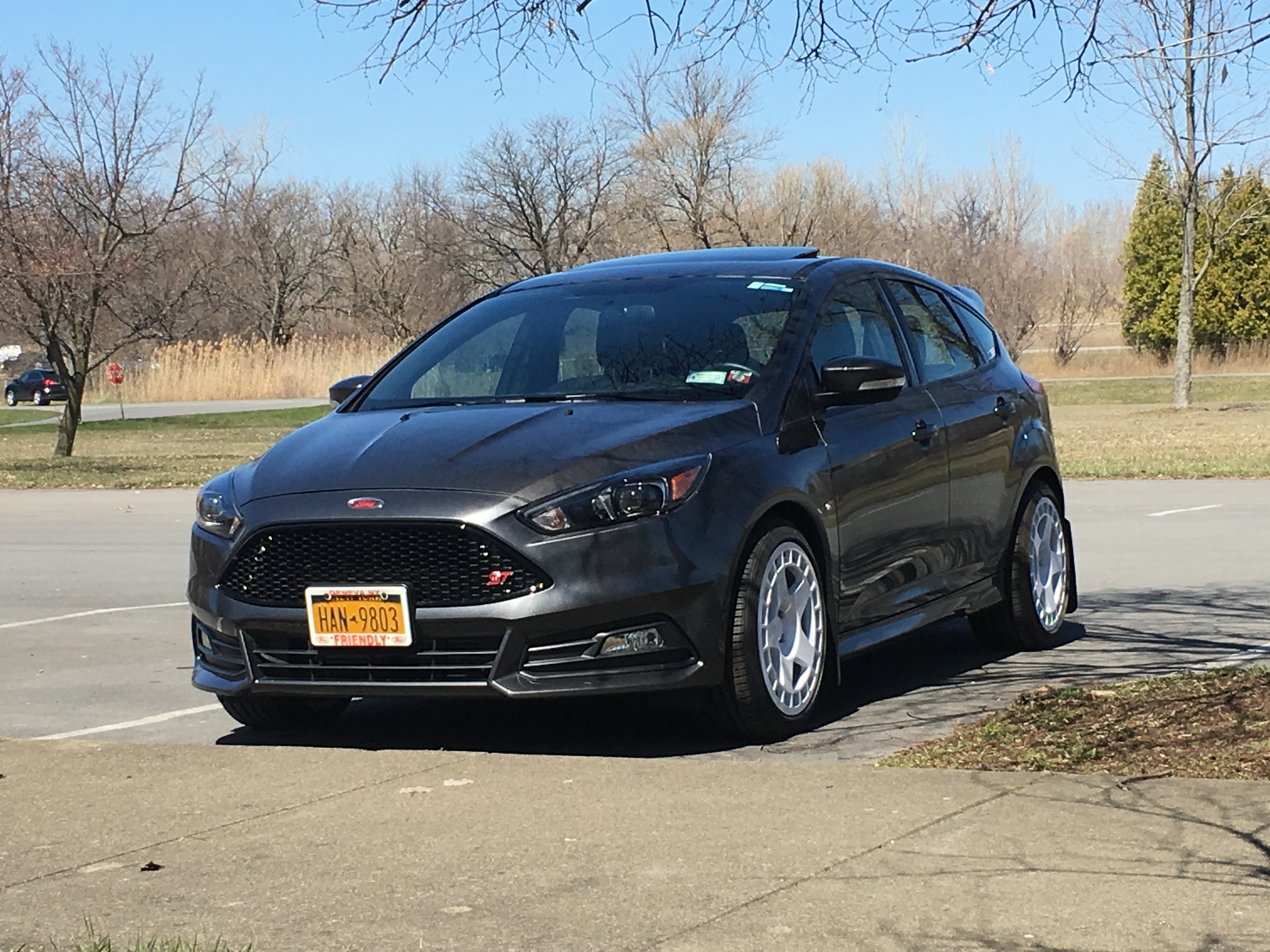Official Focus ST Wheel and Tire Fitment Picture Thread ...