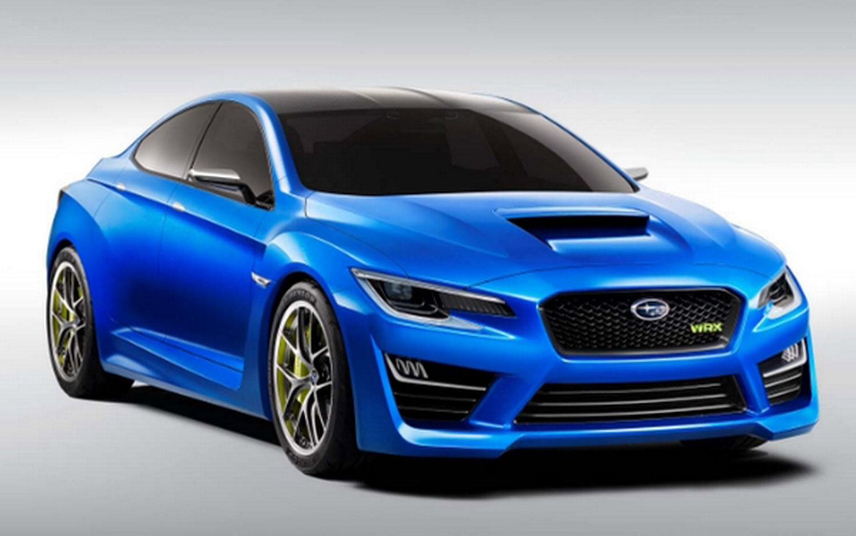 WRX Concept Car cool iPad site